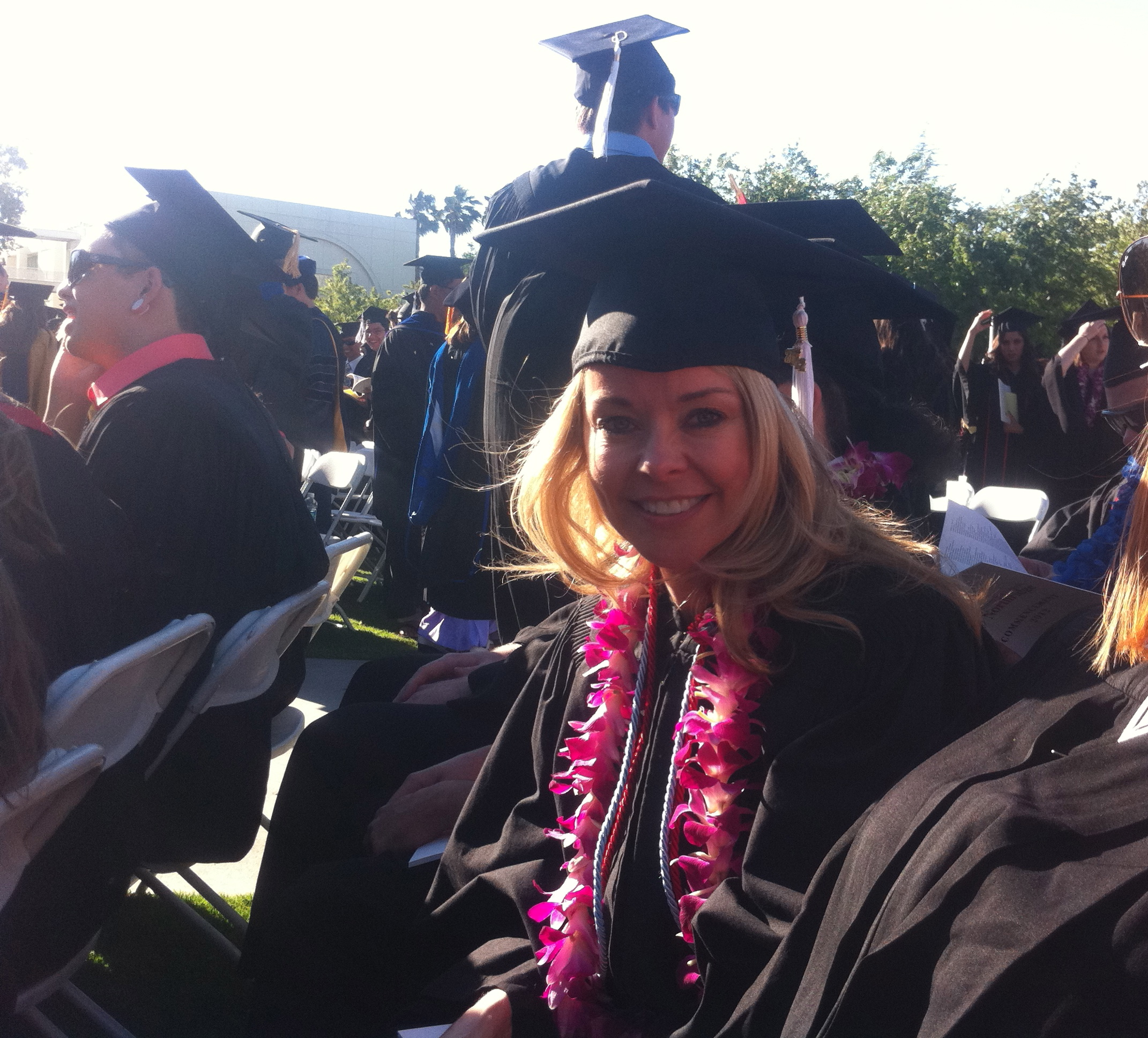 Kristina Wagner Graduation